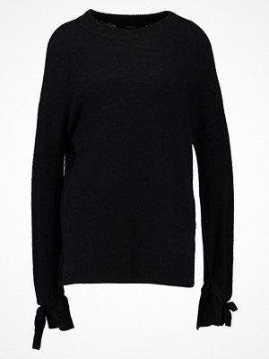 Vero Moda VMCERSEI ONECK  Stickad tröja black beauty