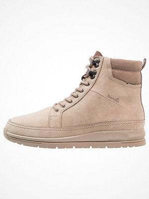 Boots & kängor - Boxfresh LOADHA Snörstövletter sand