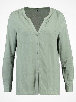 Only ONLFIRST POCKET SHIRT Blus agave green