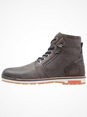 Boots & kängor - s.Oliver RED LABEL Snörstövletter grey