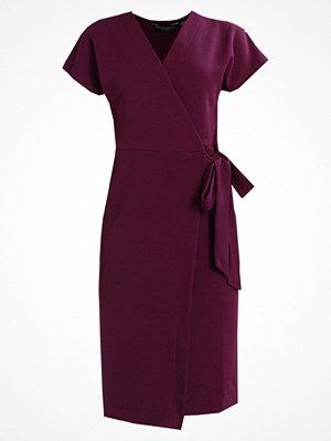 Dorothy Perkins CREPE WRAP Jerseyklänning purple