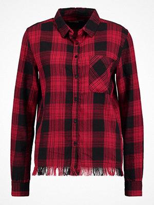 LTB NITESA Skjorta red/black