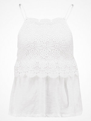 Topshop GUIPURE Linne white