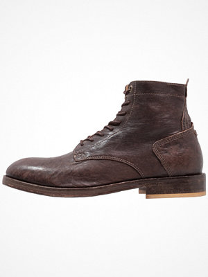 Boots & kängor - H by Hudson MCKENDRICK Snörstövletter brown