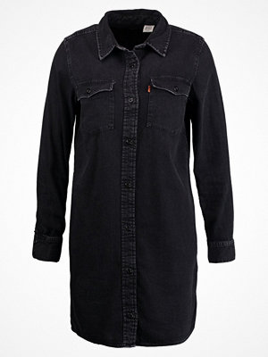 Levi's® LS 70´S WESTERN DRESS Jeansklänning danger black