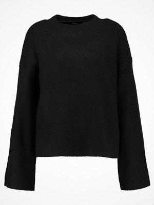 Vero Moda VMCAMPBELL  Stickad tröja black beauty