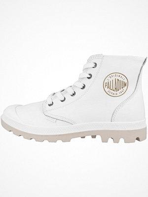 Boots & kängor - Palladium PAMPA  Ankelboots white