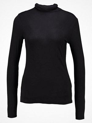 Vero Moda VMCHARLY LS ROLLNECK NOOS Stickad tröja black