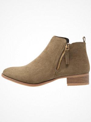 Boots & kängor - Dorothy Perkins MICHA Ankelboots green