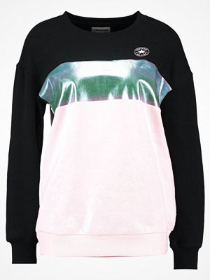 Converse SHINE PACK BLOCKED CREW  Sweatshirt  arctic pink