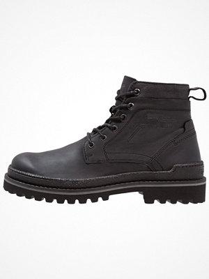 Boots & kängor - Camel Active STAGE Snörstövletter black