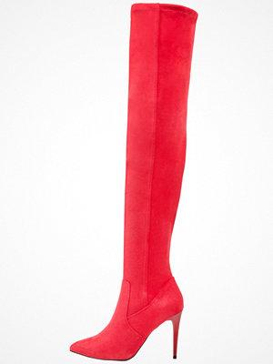 New Look BISCUIT Klassiska stövlar bright red