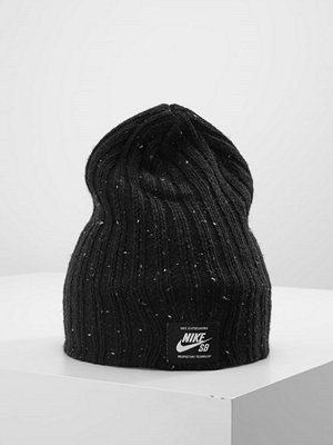Mössor - Nike Sb SURPLUS BEANIE Mössa black/anthracite/dark grey/white