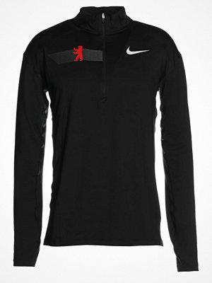 Sportkläder - Nike Performance DRY ELEMENT BERLIN MARATHON Funktionströja black