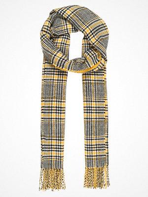 Halsdukar & scarves - Topshop CHECK SCARFS  Halsduk yellow