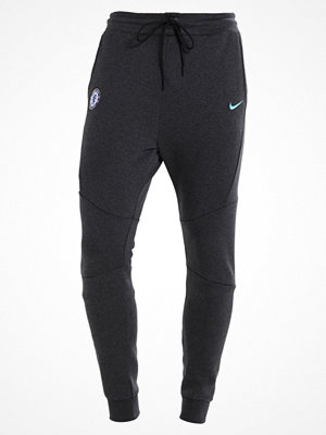 Sportkläder - Nike Performance CHELSEA LONDON Klubbkläder black heather/omega blue
