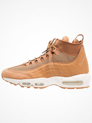 Nike Sportswear AIR MAX 95 Höga sneakers flax/ale brown/sail/med brown