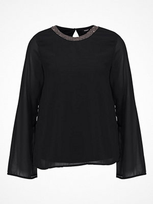 Only ONLXENIA BELLSLEEVE Blus black