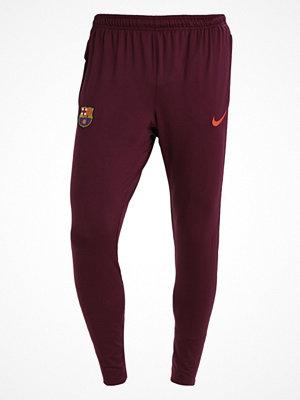Nike Performance FC BARCELONA DRY SQUAD Klubbkläder night maroon/hyper crimson