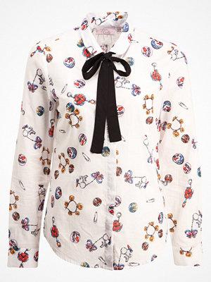 Emily van den Bergh Skjorta white