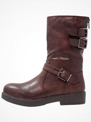 Boots & kängor - Anna Field Vinterstövlar bordeaux