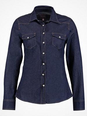 Mustang Skjorta blau