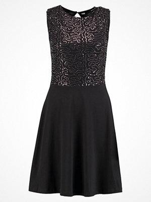 Dorothy Perkins SEQUIN Jerseyklänning black