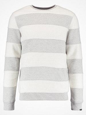 YourTurn Sweatshirt mottled light grey