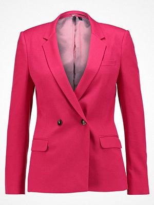 Topshop Blazer dark pink