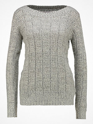 Vero Moda VMAMANDA JIVE  Stickad tröja light grey melange