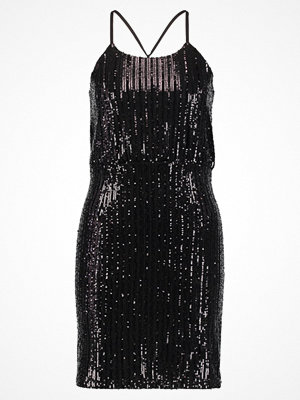 Only ONLEILEEN SEQUIN  Cocktailklänning black