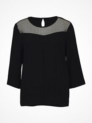 Only ONLSONNY 3/4 Blus black