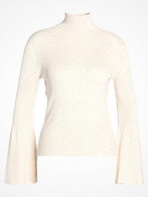 Only ONLALMA BELL SLEEVE  Stickad tröja whitecap gray/melange