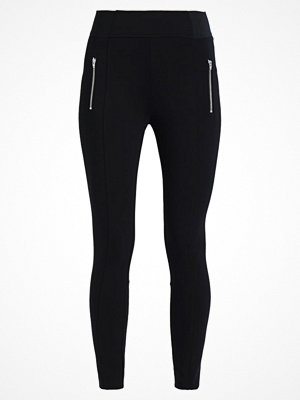 Leggings & tights - s.Oliver RED LABEL SHAPE Leggings black