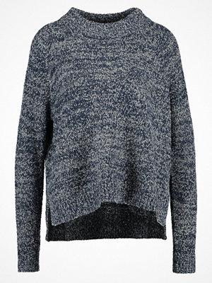Vero Moda VMLONE Stickad tröja medium grey melange