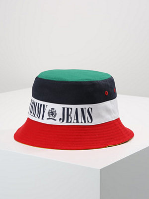 Hattar - Tommy Jeans TOMMY JEANS 90S Hatt blue