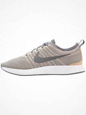 Nike Sportswear DUALTONE RACER Sneakers mushroom/dark grey/light bone/white