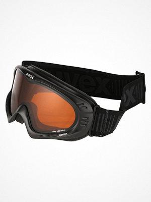 Skidglasögon - Uvex CEVRON  Skidglasögon black