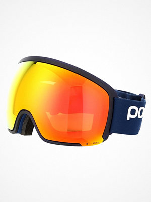 Skidglasögon - POC ORB CLARITY Skidglasögon basketane blue/spektris orange