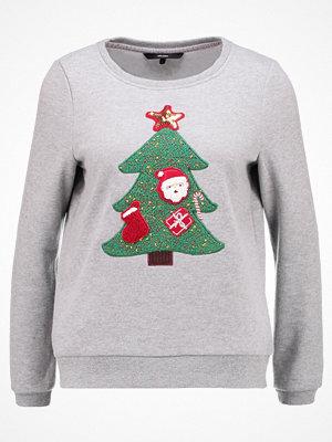 Vero Moda VMTREE  Sweatshirt light grey melange