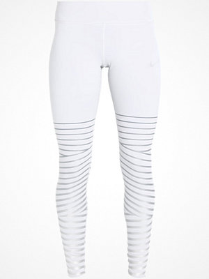 Nike Performance POWER FLASH EPIC LUX Tights wolf grey/reflective silver