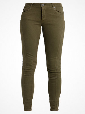 Vero Moda VMFIVE CUTLINE  Jeans Skinny Fit ivy green