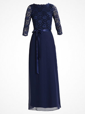 Swing Festklänning dunkelblau