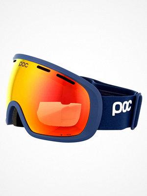 Skidglasögon - POC FOVEA CLARITY Skidglasögon basketane blue/spektris orange