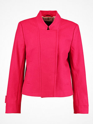 Banana Republic MELTON INVERTED COLLAR Allvädersjacka royal fuchsia
