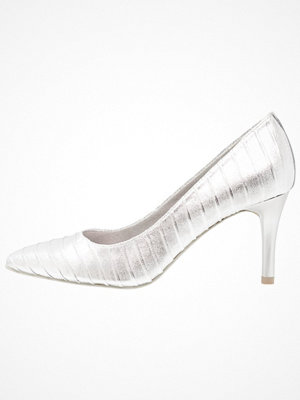 Tamaris Pumps silver