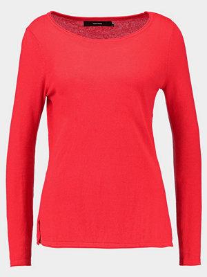 Vero Moda VMSOFIA Stickad tröja flame scarlet