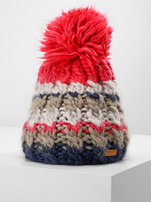 Mössor - Barts FEATHER BEANIE  Mössa navy