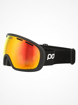 Skidglasögon - POC FOVEA CLARITY Skidglasögon uranium black/spektris orange