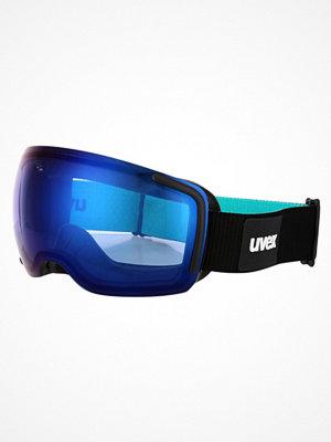 Skidglasögon - Uvex BIG 40 FM Skidglasögon blue